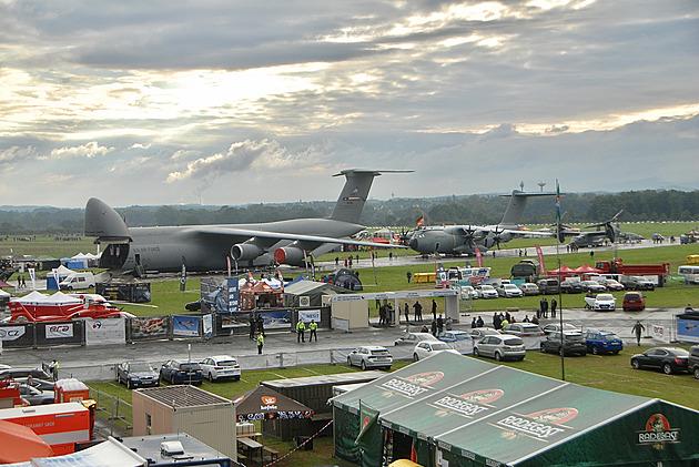 Stíhačky, drony, tanky, zásahovky. Na mošnovském letišti startují Dny NATO