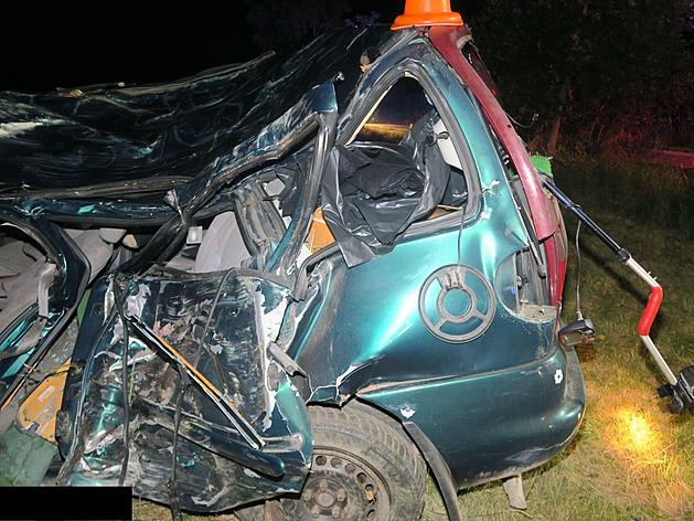 Tragická nehoda na Třeboňsku.