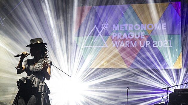 11.9.2021, PRAHA, VÝSTAVIŠTĚ HOLEŠOVICE. Metronome Warm Up 2021 na Výstavišti...