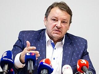 Tomáš Král, předseda Českého svazu ledního hokeje