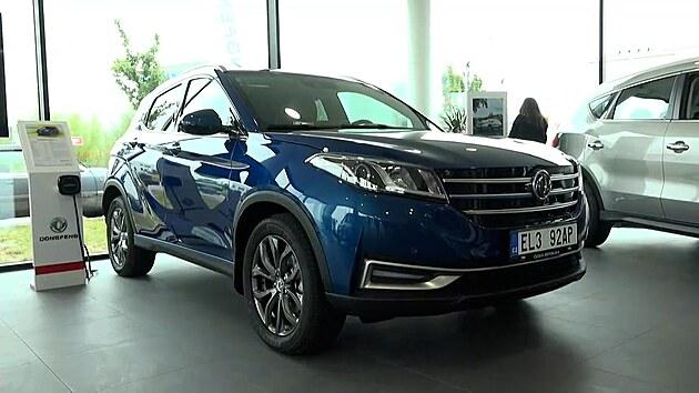 Do Česka přijíždějí čínská auta Dongfeng. Sází na kvalitu