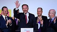 Nechceme zvyšovat daně, stát už má peněz dost. Němečtí liberálové budou po volbách 'jazýčkem na vahách'