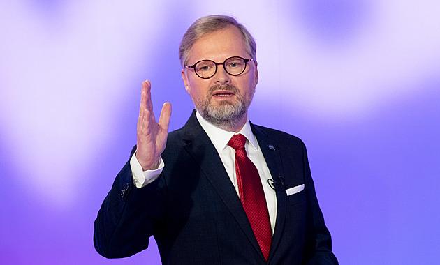 Růst cen energií nechceme řešit snížením DPH, to není cesta, řekl šéf ODS Fiala