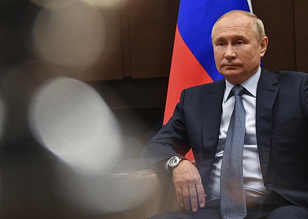 Putin nařídil zvednout dodávky plynu do Evropy. Zachránce, píší ruská média