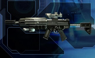 "XM-32 ""Viper"" Assault Rifle"