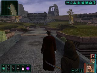 Star Wars Knight of the Old Republic II: The Sith Lords