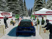 Colin McRae Rally 3 - screenshoty