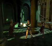 Tomb Raider: The Angel of Darkness - screenshoty