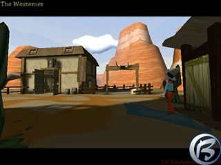 Fenimore Fillmore: The Westerner - preview