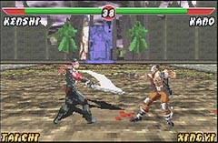 Mortal Kombat: Deadly Alliance - iDNES cz