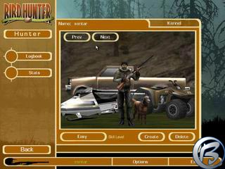 Bird Hunter 2003