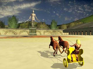 Chariots: The First Olympics