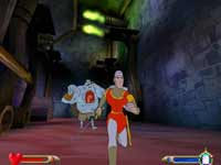 Dragon's Lair 3D - video