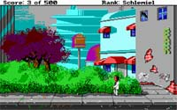 Leisure Suit Larry 2: Leisure Suit Larry Goes Looking for Love (In Several Wrong Places)