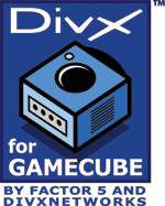 DivX for GameCube Software Development Kit (SDK)