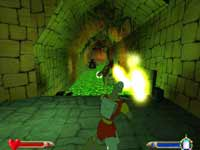 Dragon's Lair 3D - screeny