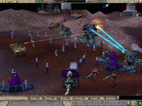 Empire Earth: The Art of Conquest - screeny