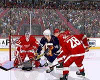 NHL 2003 - screenshoty