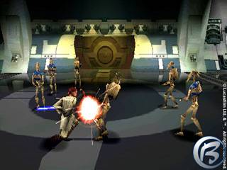 Star Wars Episode One: Jedi Power Battles