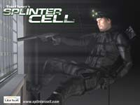 Náhled wallpaperu ke hře Splinter Cell