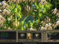 Age of Wonders 2: The Wizard's Throne - screenshoty