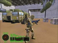 Delta Force: Task Force Dagger - screenshoty