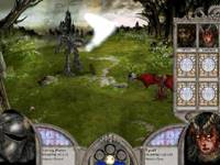 Disciples 2: Dark Prophecy - screenshoty