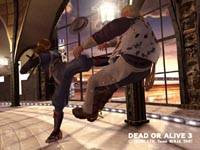 Dead or Alive 3 - video