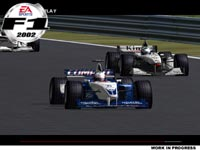 F1 2002 - screenshoty