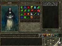 Icewind Dale II  - screenshoty