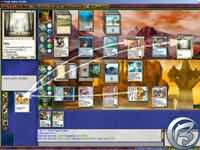 Magic: The Gathering Online - screenshoty
