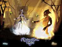 Neverwinter Nights - wallpapery