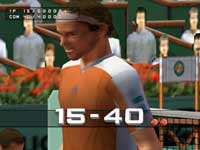 Roland Garros 2002 - screenshoty
