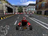 Michael Schumacher World Kart Racing