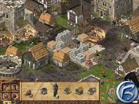 Stronghold - screenshoty