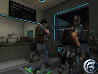 SWAT: Urban Justice - screenshoty