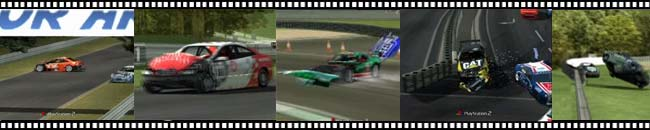 TOCA Race Driver - video