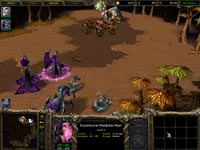 Warcraft III: Reign of Chaos - screenshoty