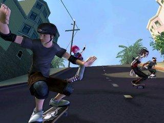 Tony Hawk´s Downhill Jam