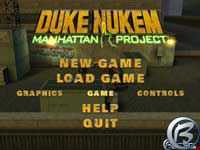 Duke Nukem: Manhattan Project - screenshoty