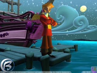 Escape from Monkey Island 4