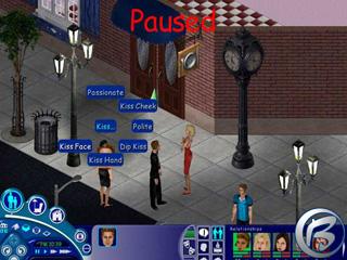 Sims orgie