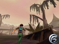 Zanzarah: The Hidden Portal - screenshoty