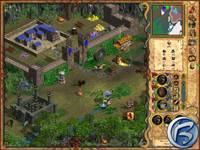 Heroes of Might and Magic IV - screenshoty