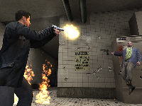 Max Payne - screenshoty