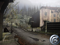 Syberia - screenshoty