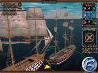 Age of Sail II - screenshoty