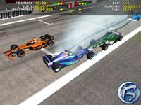 F1 2001 - screenshoty