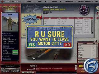 Motor City Online Beta