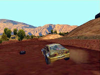 Rally Championship Extreme - screenshoty